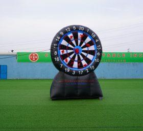 T11-307 Inflatable dart board  Kick Darts  footdarts