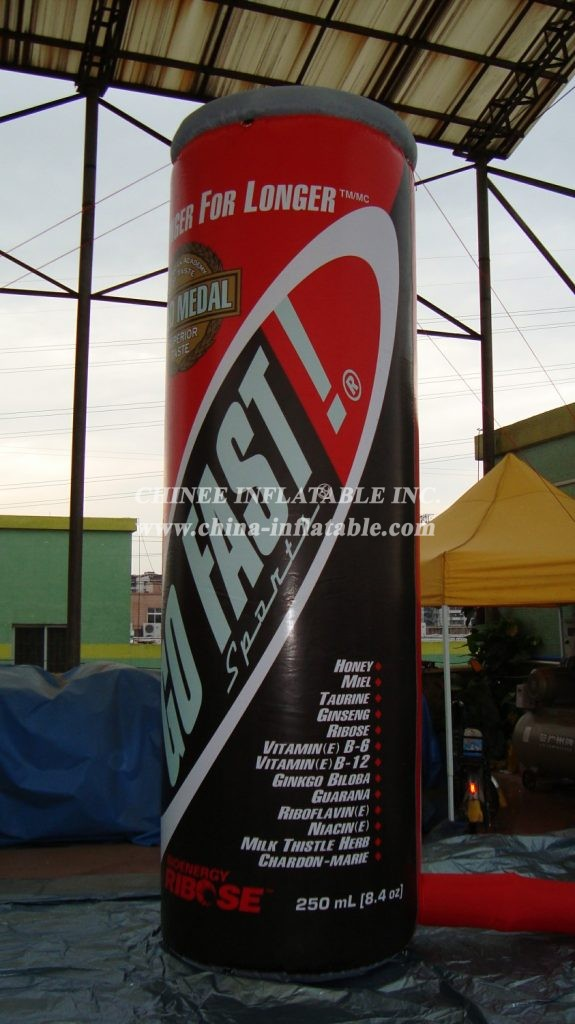 S4-249    Advertising Inflatable