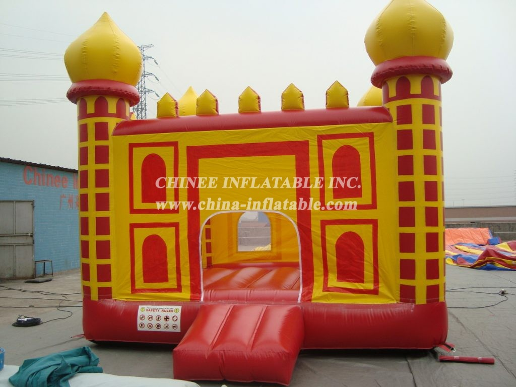 T2-466 inflatable bouncer