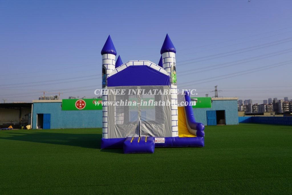 T5-157 Inflatable Castles