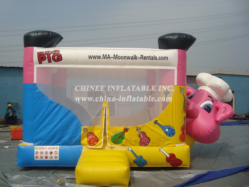 T2-2851 Inflatable Bouncers