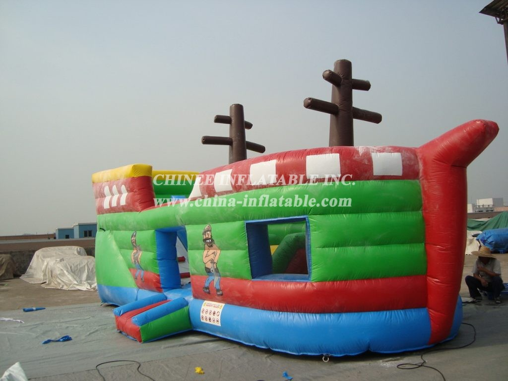 T2-3067 Inflatable Bouncers