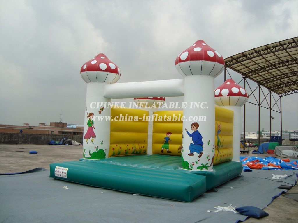 T2-2538 Inflatable Bouncers