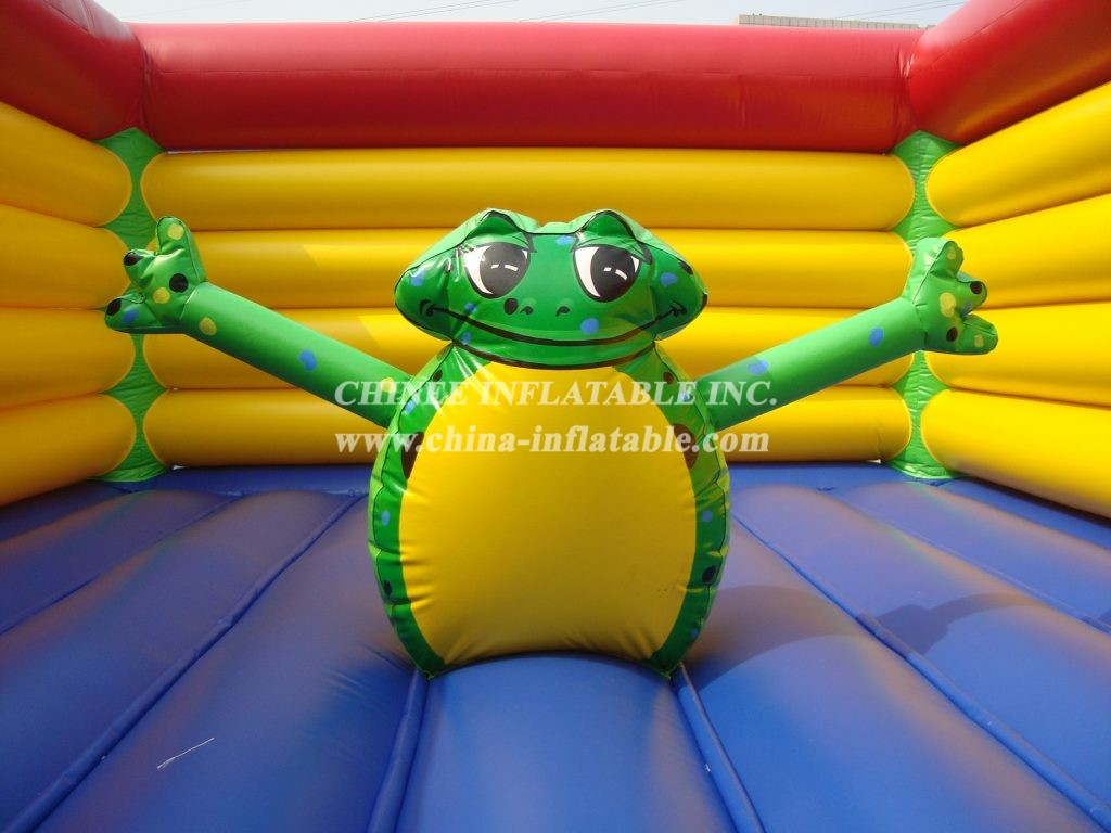 T1-8 inflatable bouncer