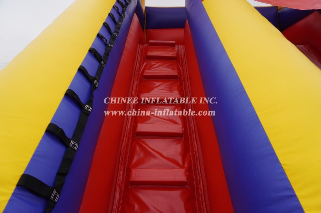 T8-1109 Colorful dry slide