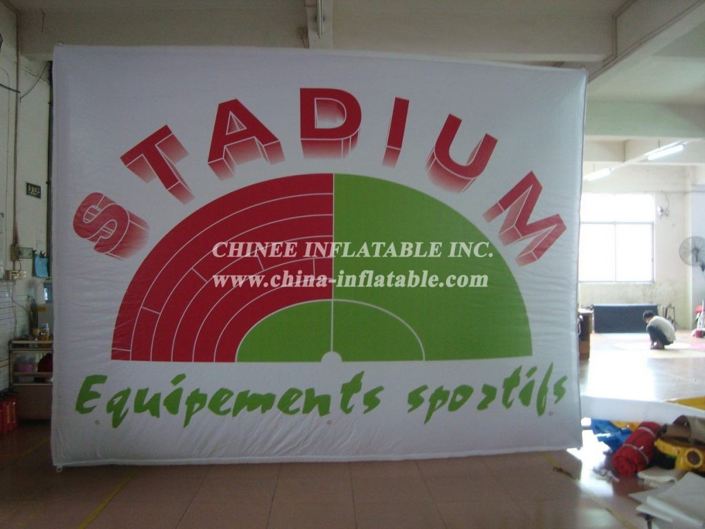 S4-204   Advertising Inflatable