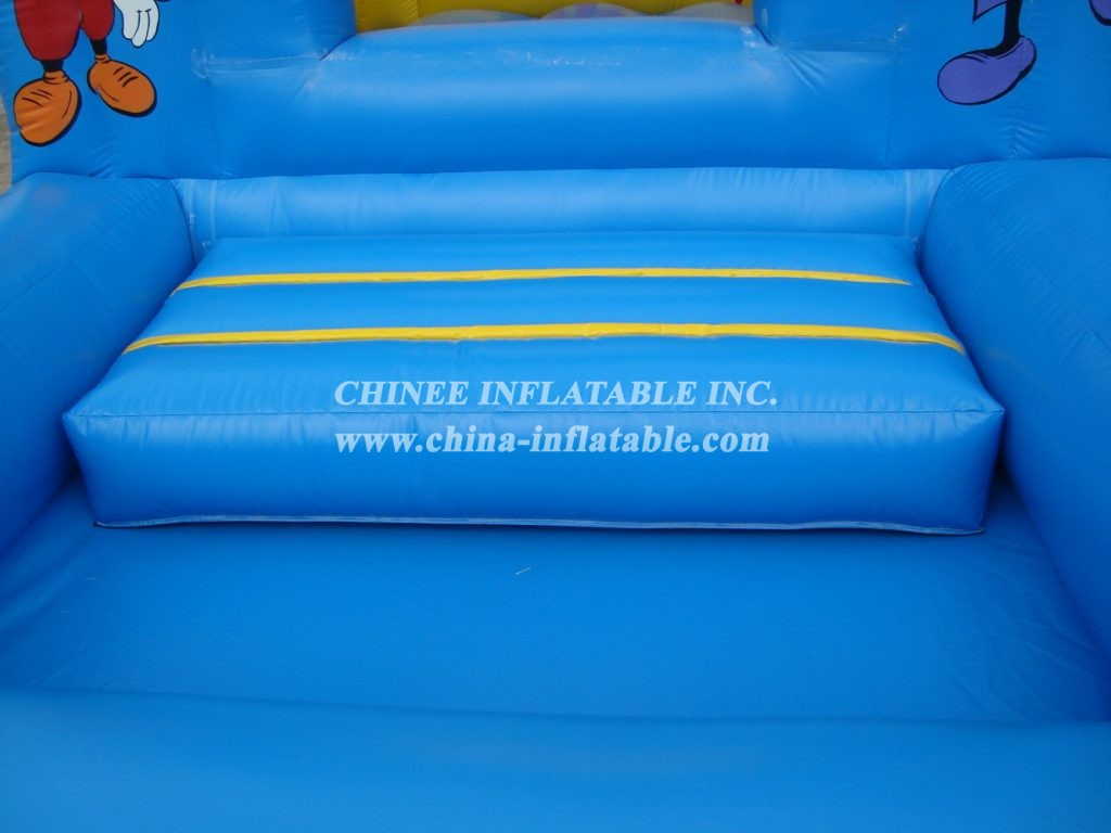 T2-2758 Inflatable Bouncers