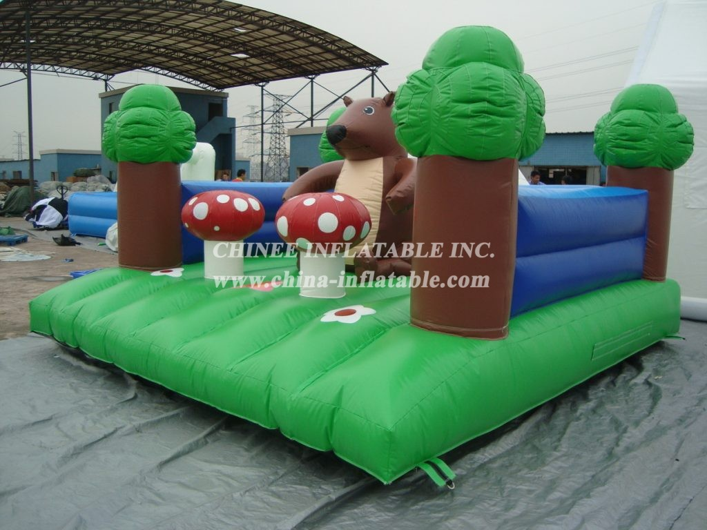 T2-1866 Inflatable Bouncer