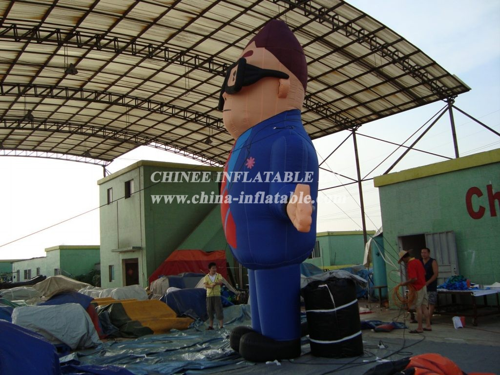 Cartoon1-798 Inflatable Cartoons