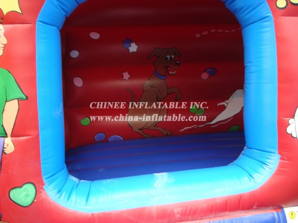 T2-2808 Inflatable Bouncers