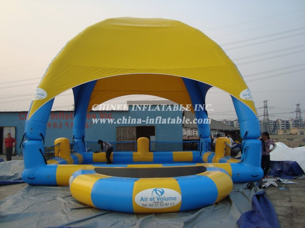 tent1-444 Inflatable Tent