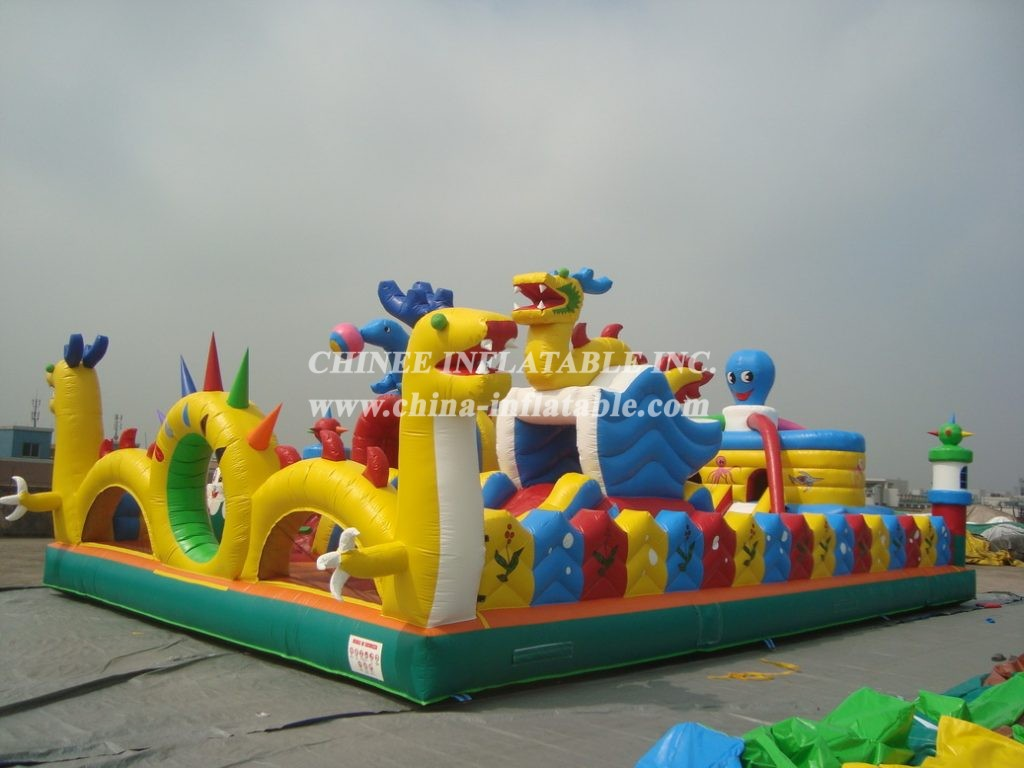 T6-388 giant inflatable