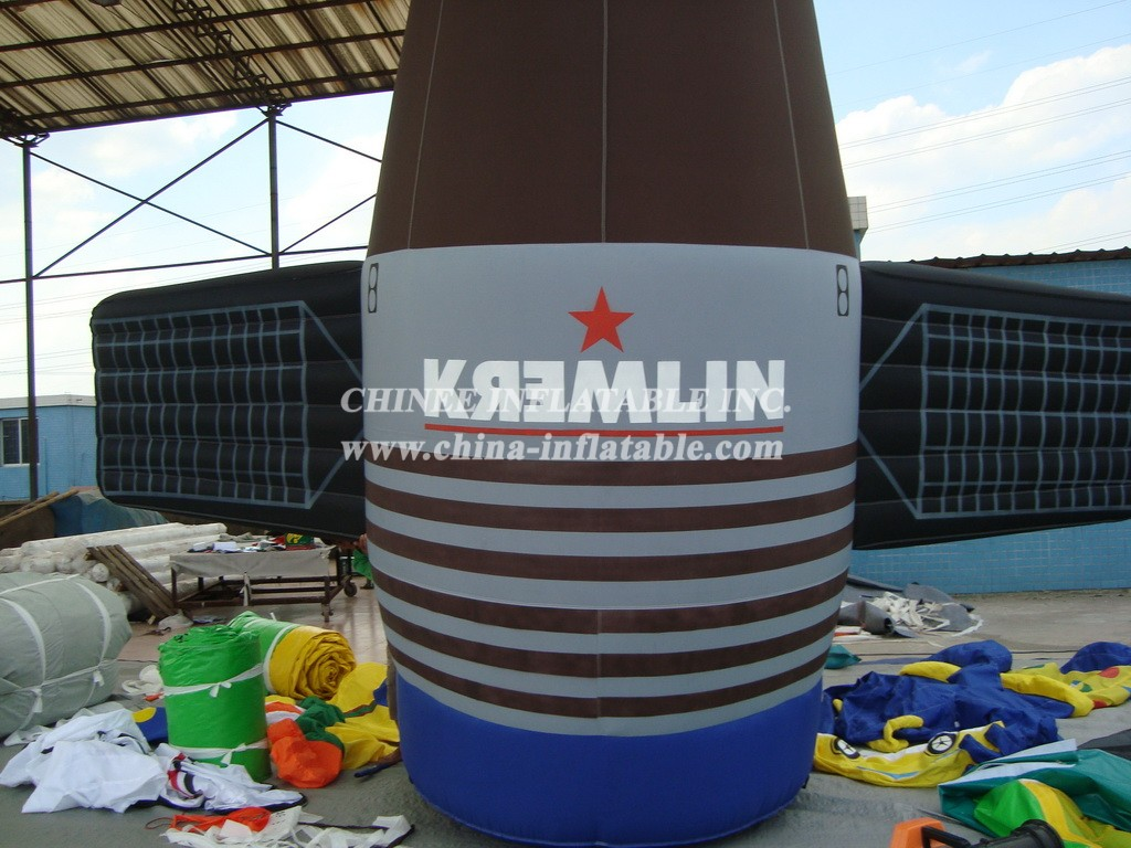 S4-186    Advertising Inflatable