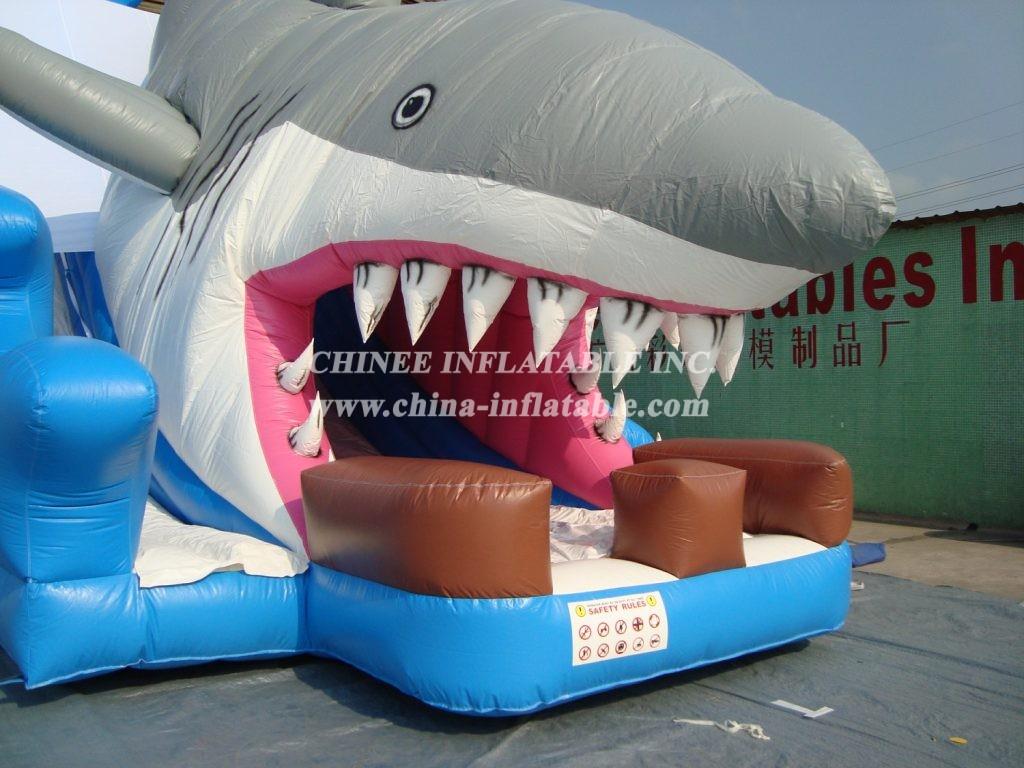 T8-1032 Inflatable Slide