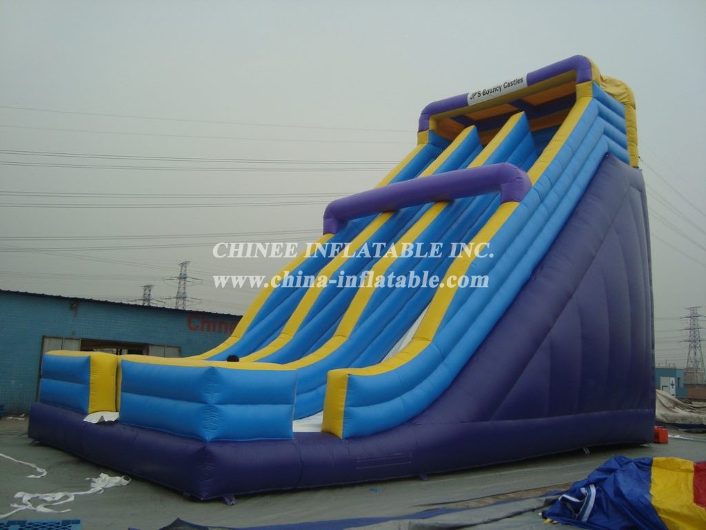 T8-962  Inflatable Slide