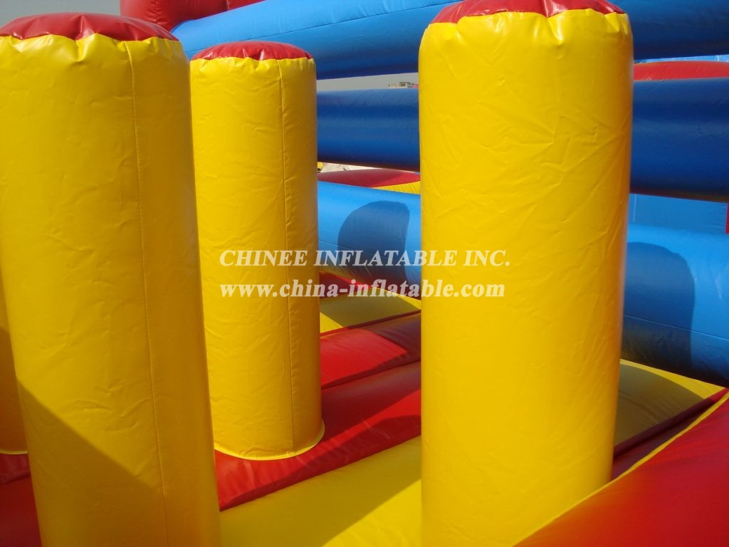 T11-218 Inflatable Obstacles Courses