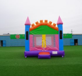 T5-237 inflatable castle