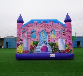 T2-510 Disney Princess Theme inflatable bouncer