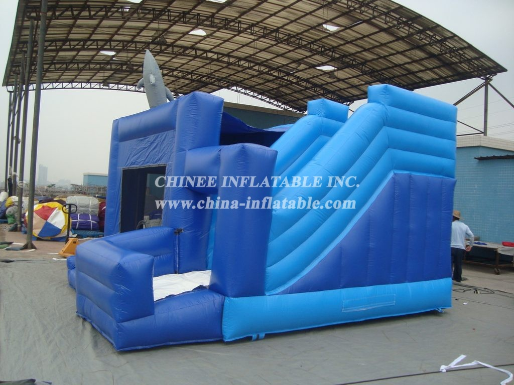 T2-110 inflatable bouncer