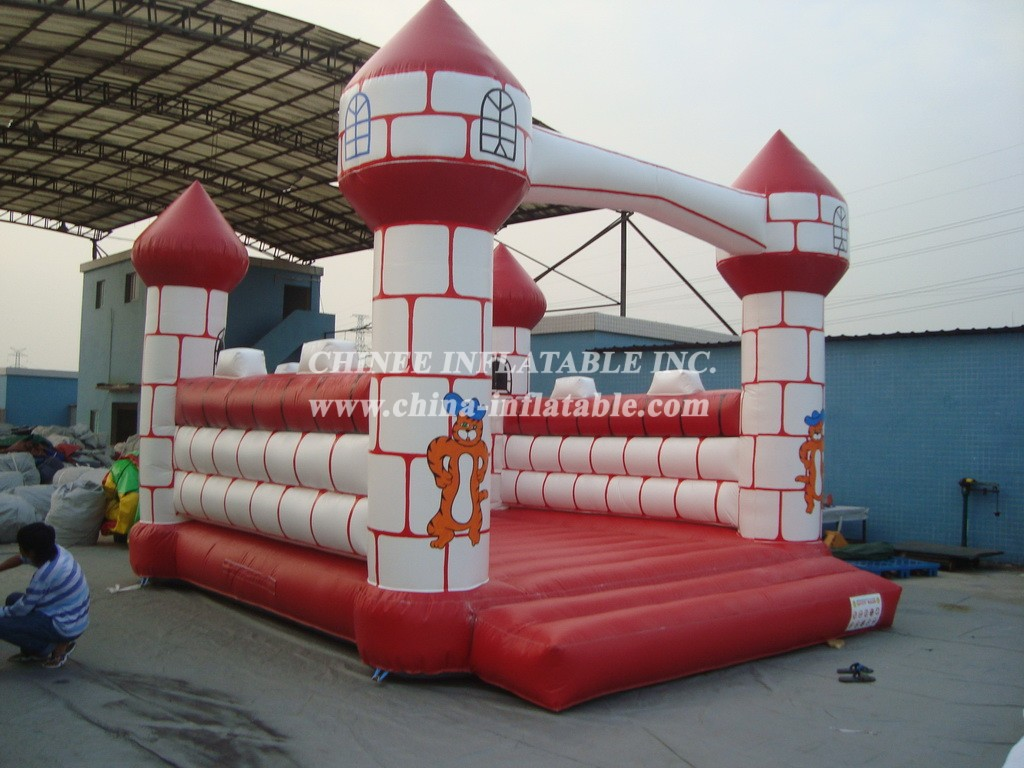 T2-305 inflatable bouncer