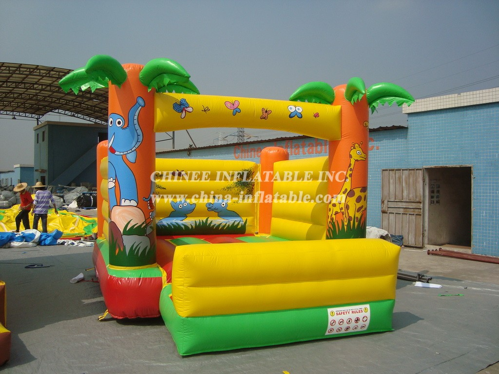 T2-3040 Inflatable Bouncers