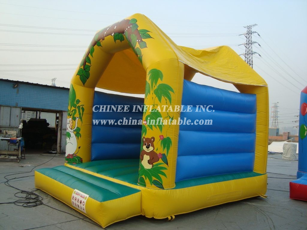 T2-2688 Inflatable Bouncers