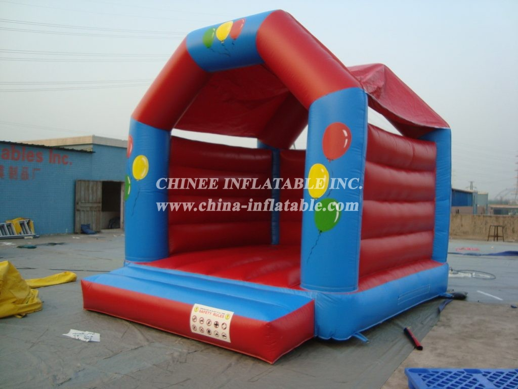 T2-2686 Inflatable Bouncers