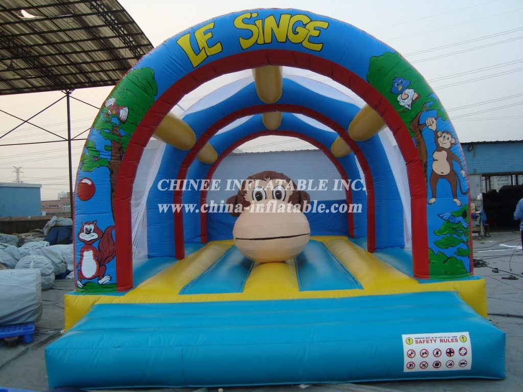 T2-2810 Inflatable Bouncers
