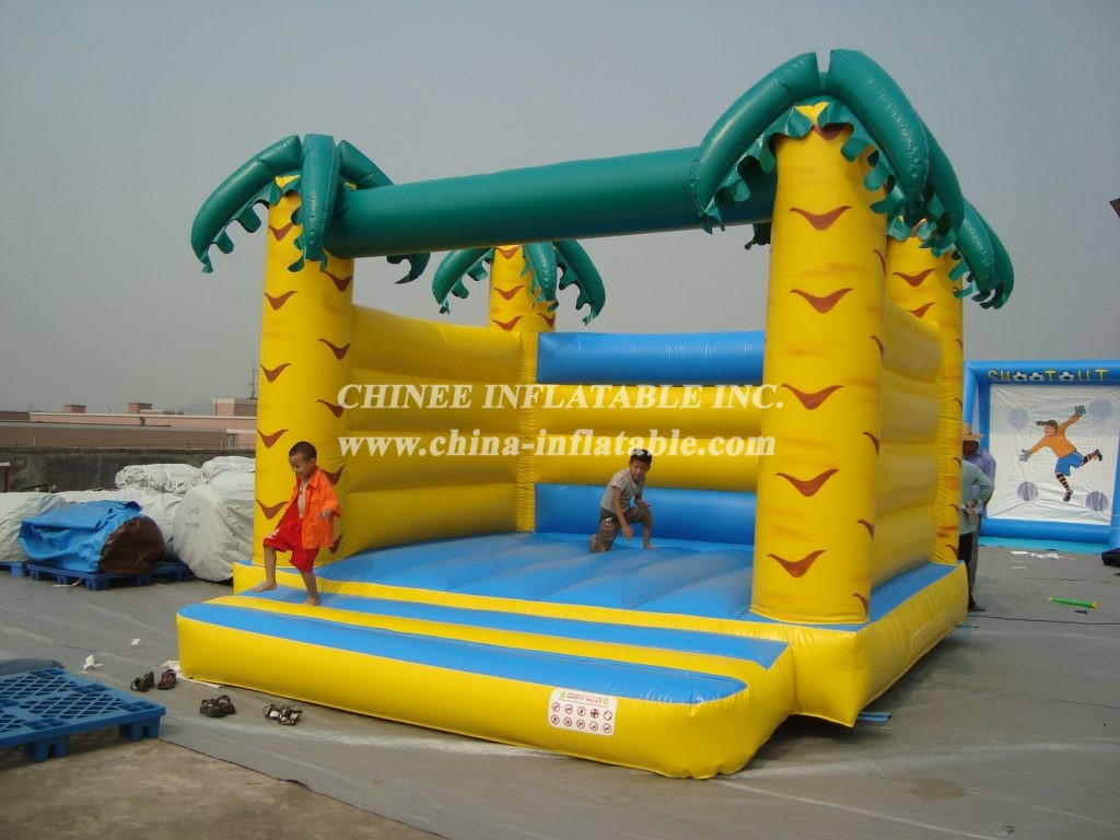 T2-2666 Inflatable bouncers