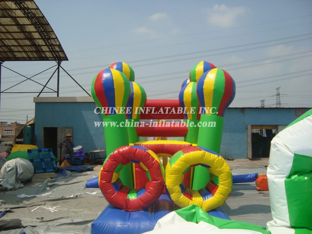 T7-247 Inflatable Obstacles Courses