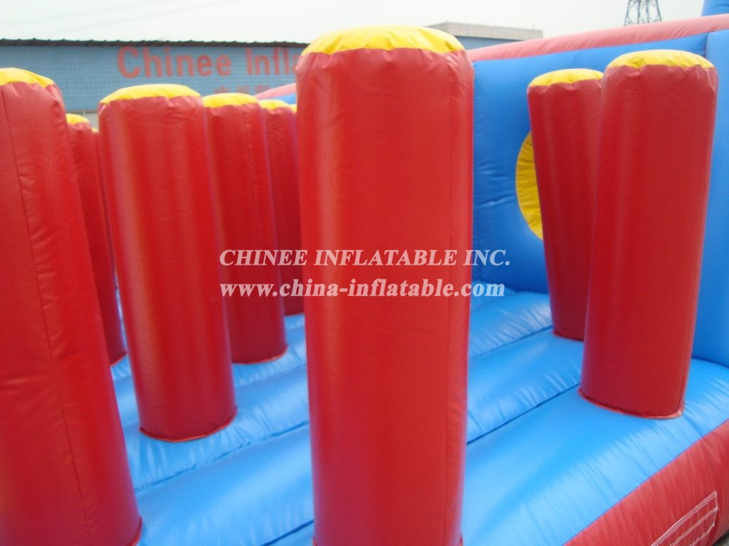 T7-408 Inflatable Obstacles Courses