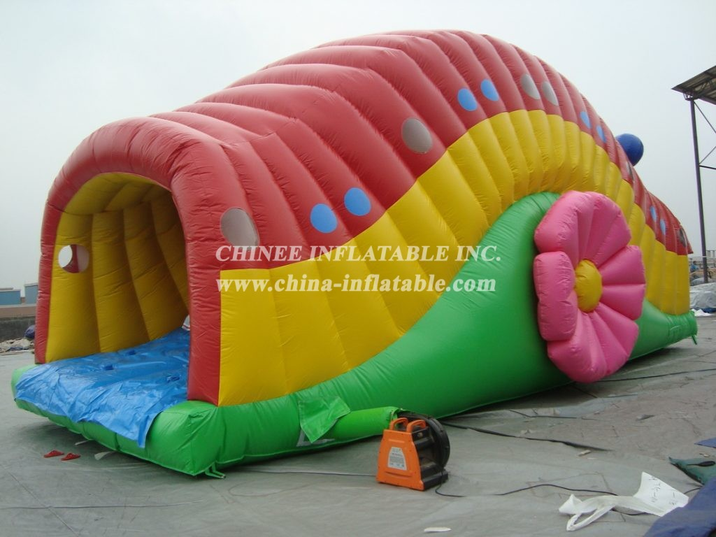 T7-141 Inflatable Obstacles Courses