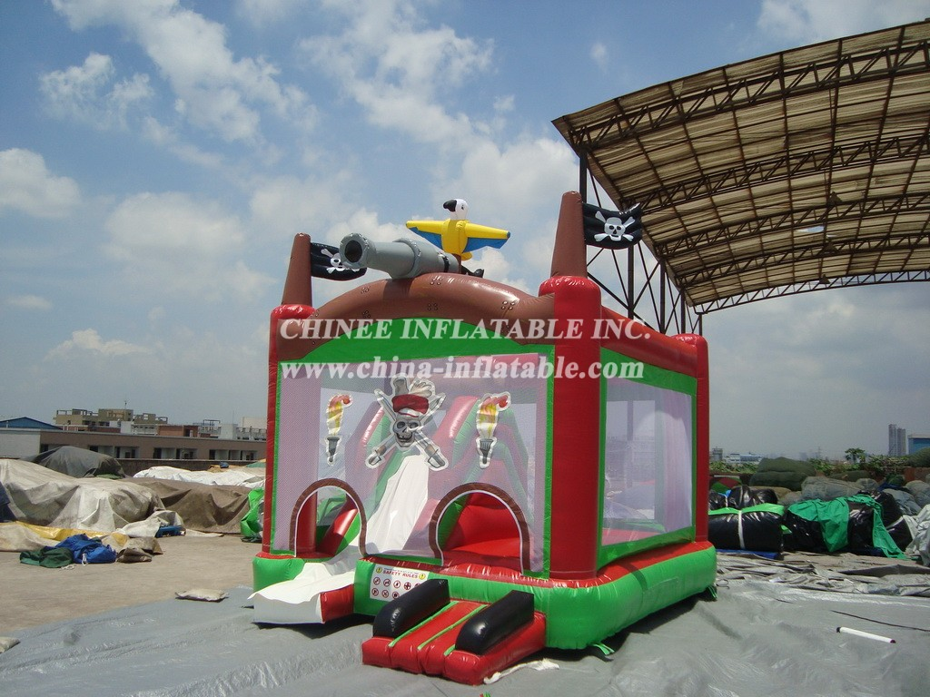 T2-2800 Inflatable Bouncers