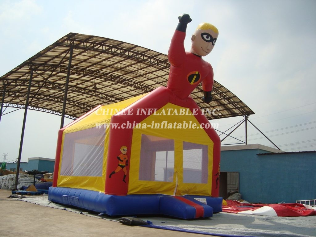 T2-2632 Inflatable Bouncers