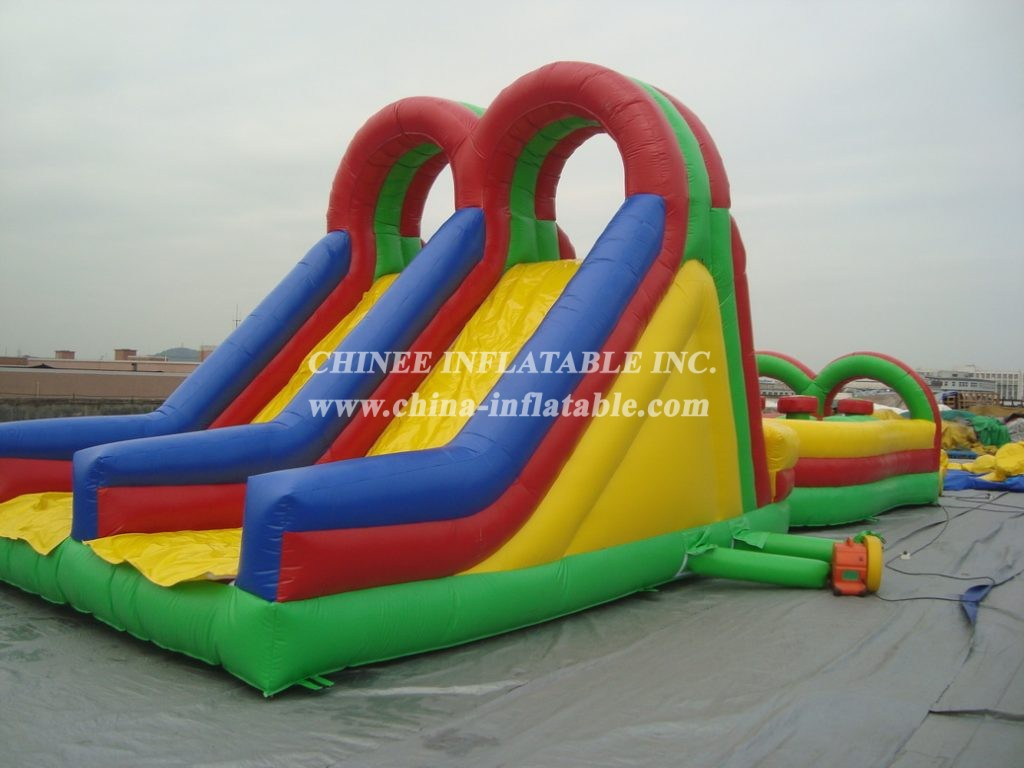 T7-444 Inflatable Obstacles Courses