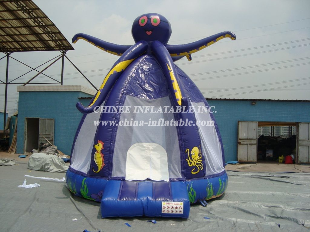 T2-776 inflatable bouncer