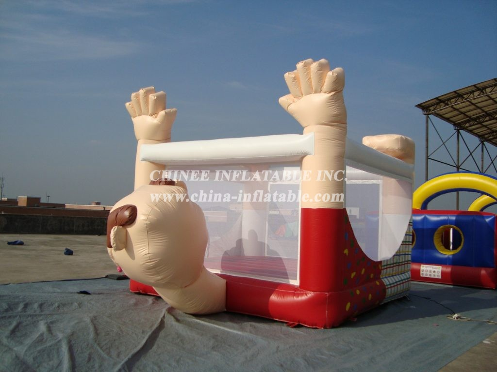 T1-135 Inflatable Bouncers