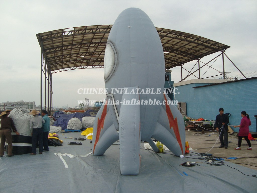 S4-202 Advertising Inflatable