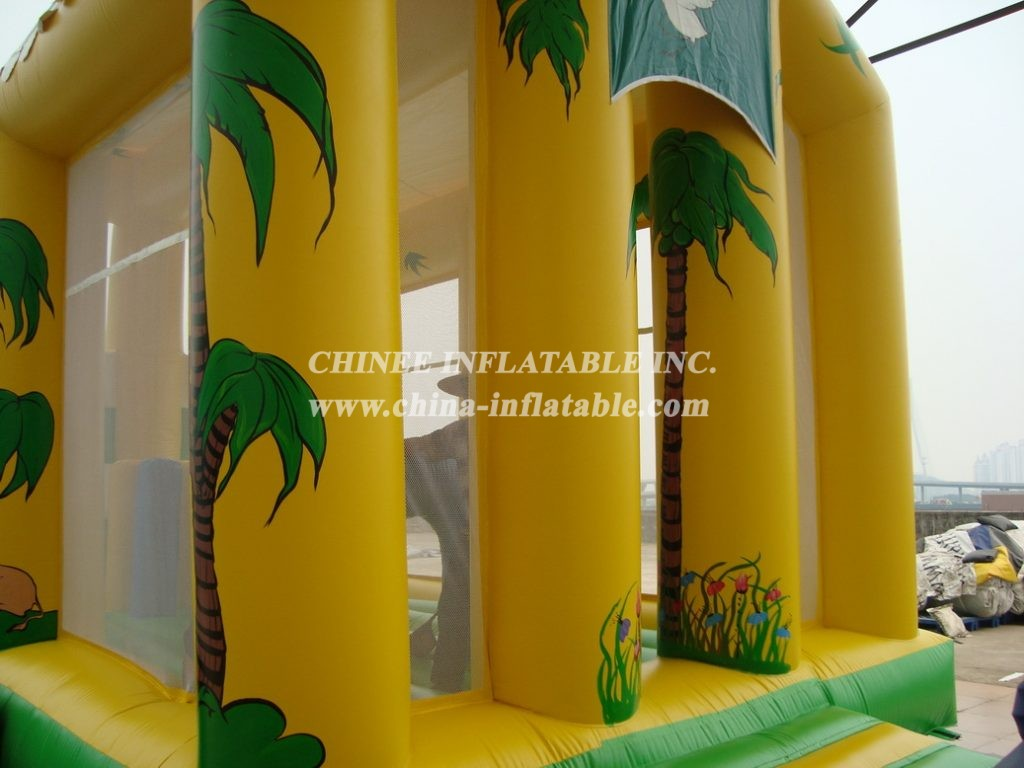 T2-2543 Inflatable Bouncers