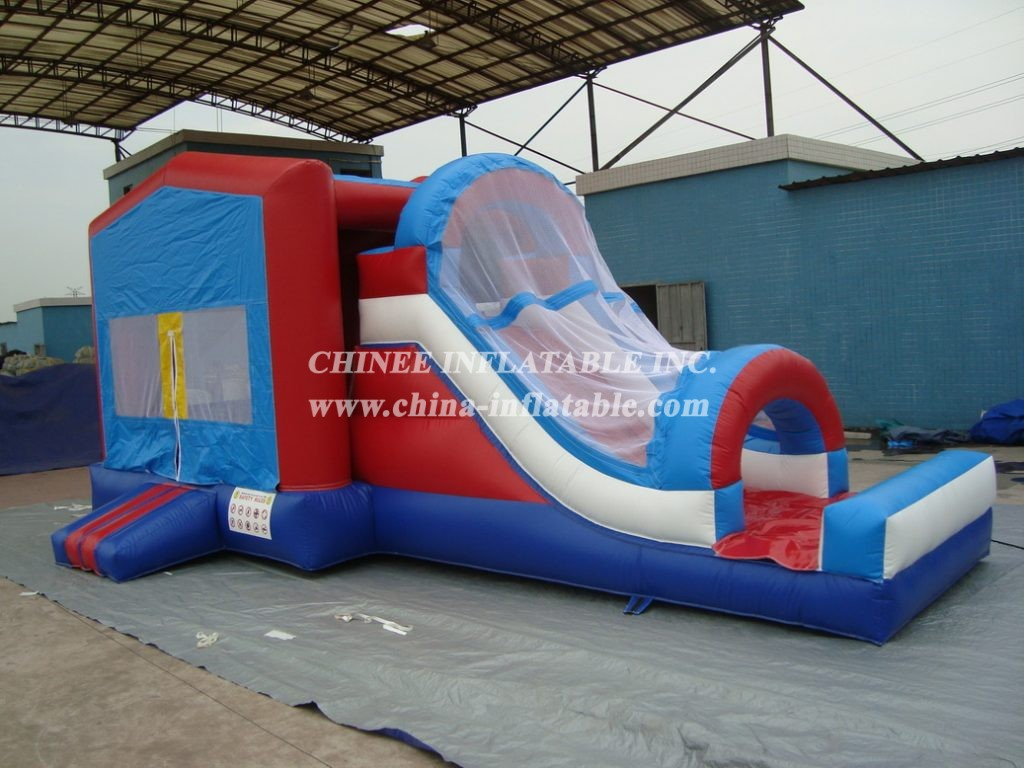 T2-2691 Inflatable Bouncers