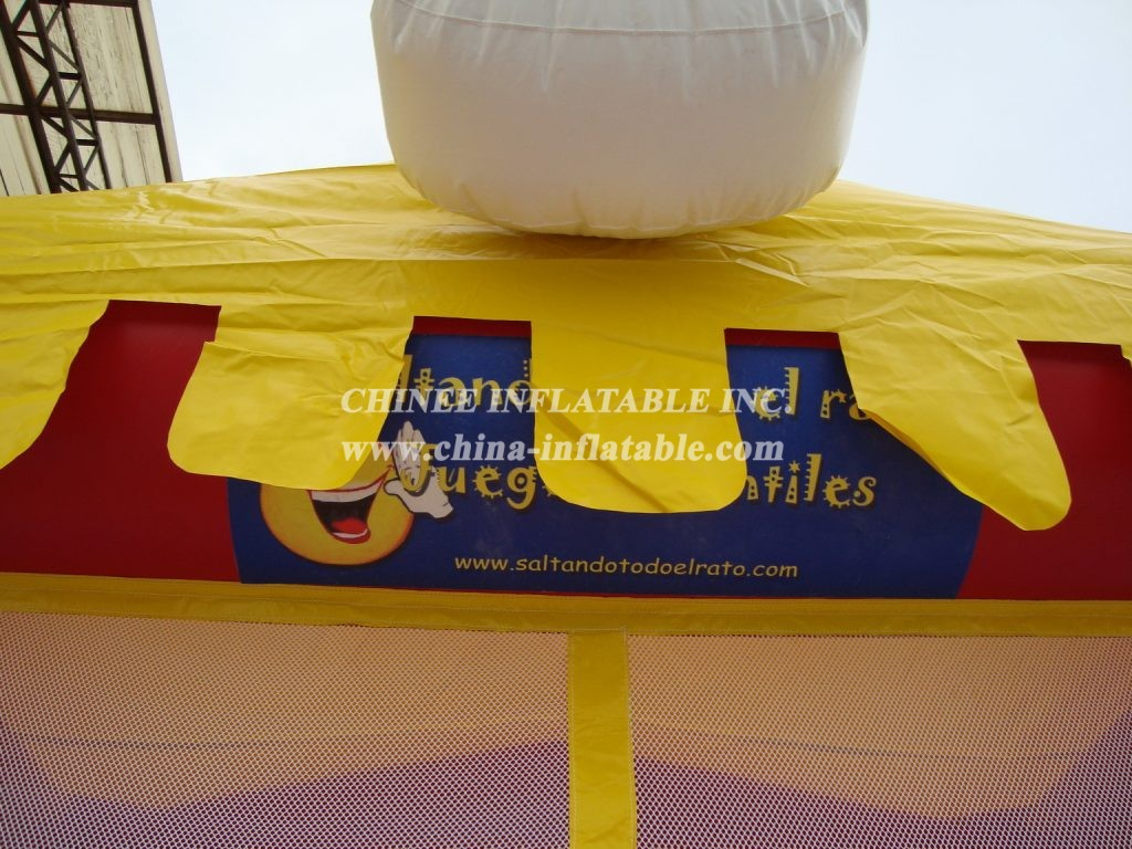 T2-441 inflatable bouncer