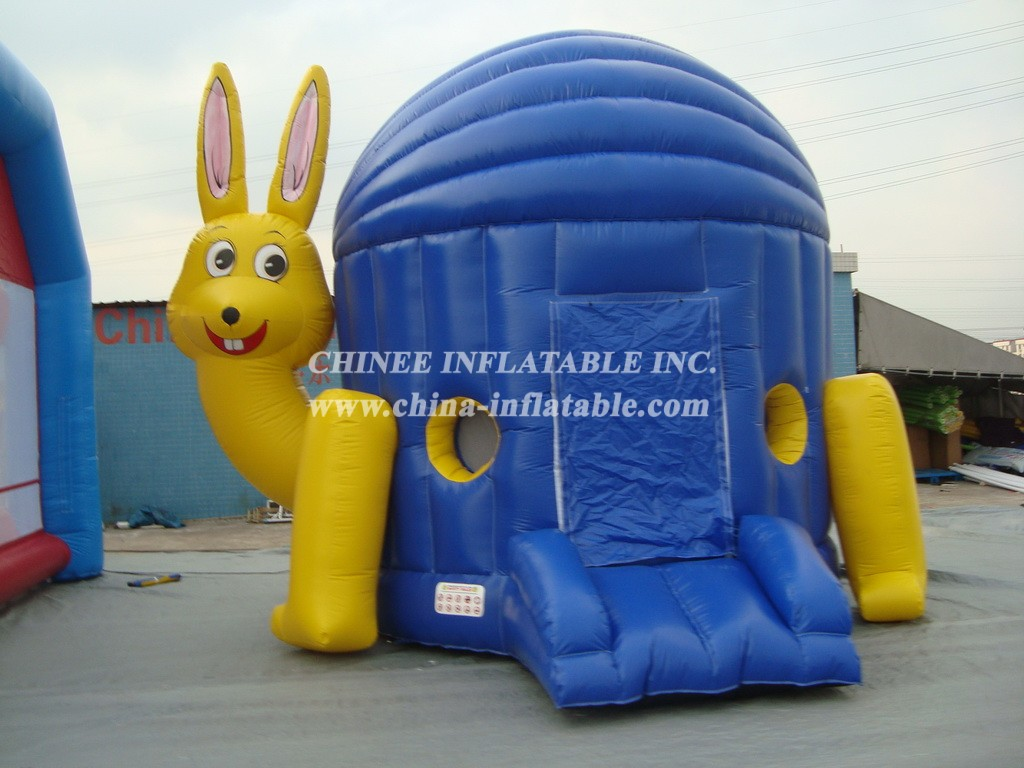 T2-2462 Inflatable Bouncers