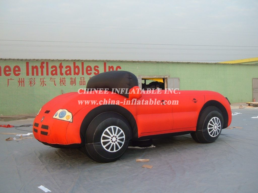 S4-170  Advertising inflatable