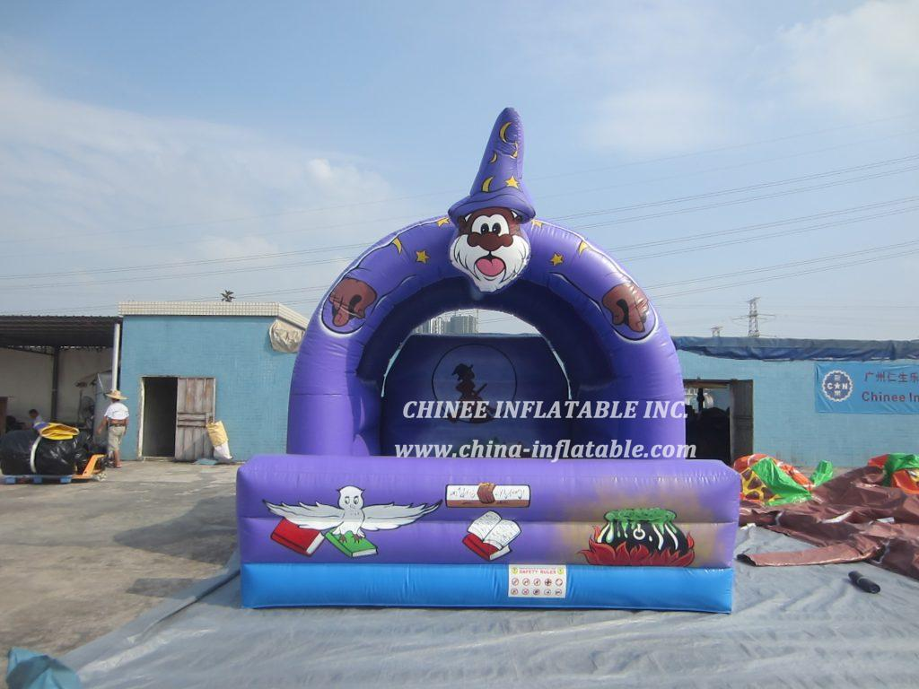 T2-1743 Inflatable Bouncer