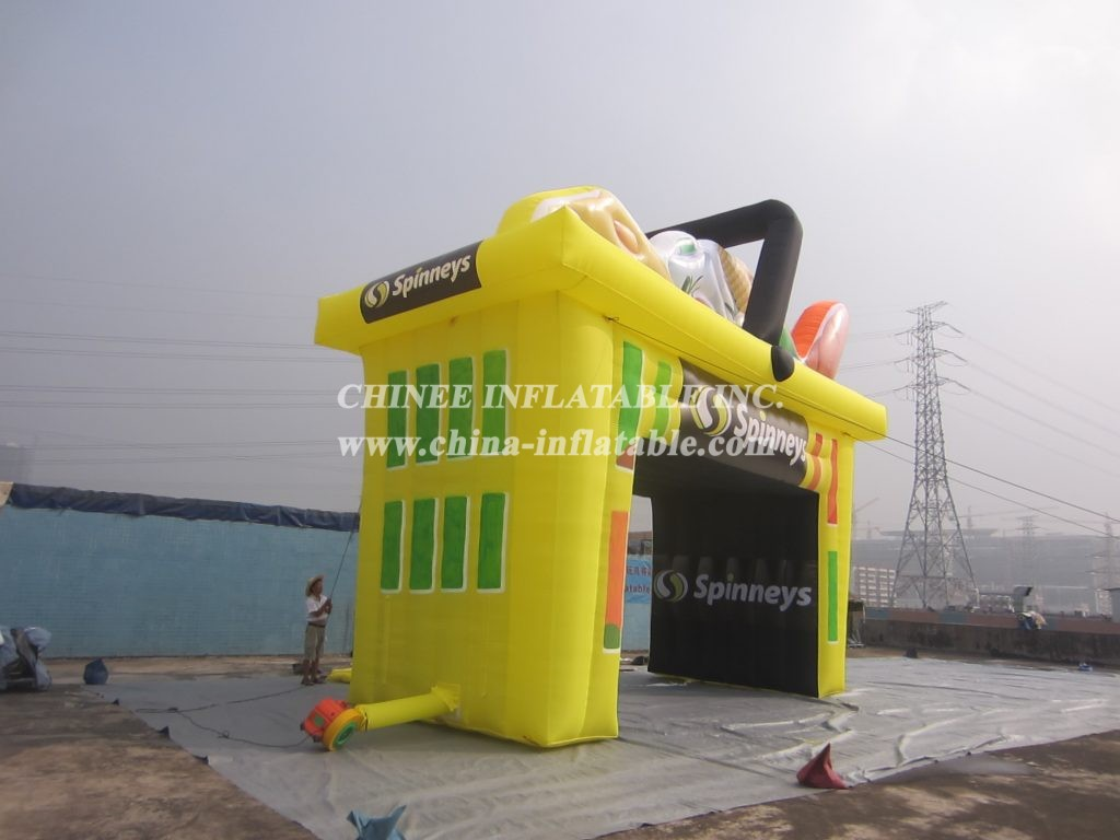 S4-299   Advertising Inflatable