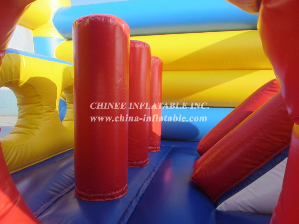 T2-2454 Inflatable Bouncers