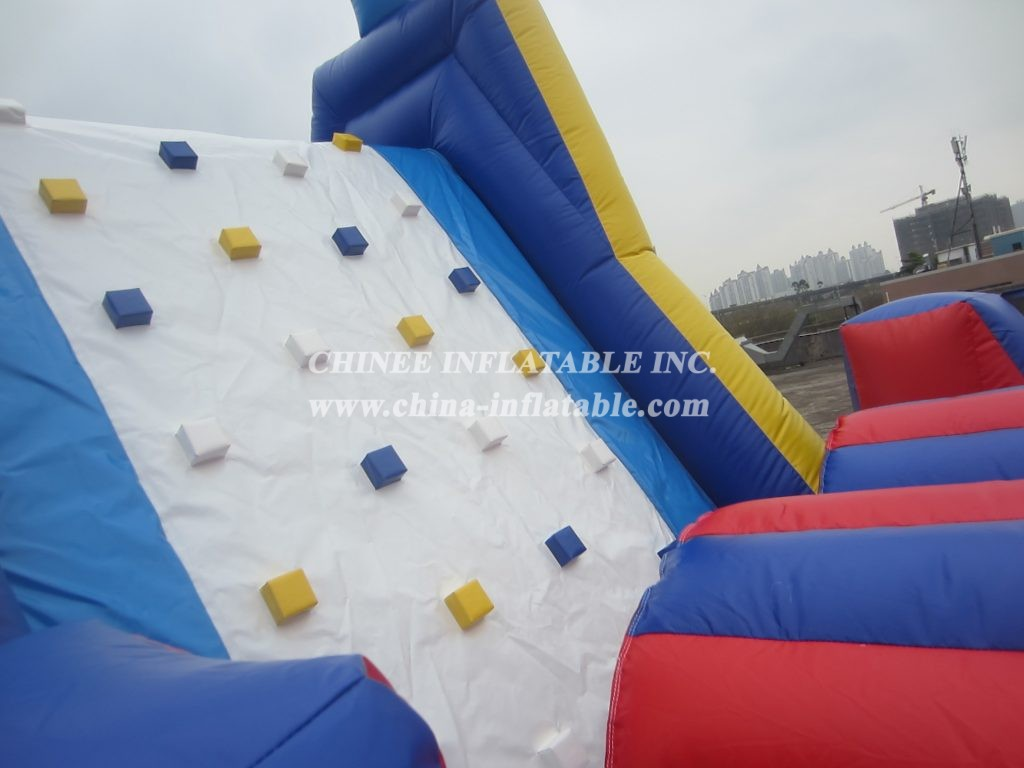 T7-519 Inflatable Obstacles Courses