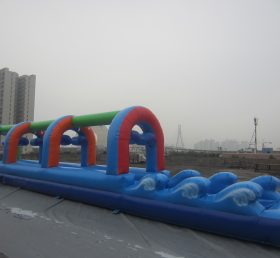 T10-101 Inflatable Water Slides