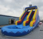 T8-1094 Inflatable Water Slides