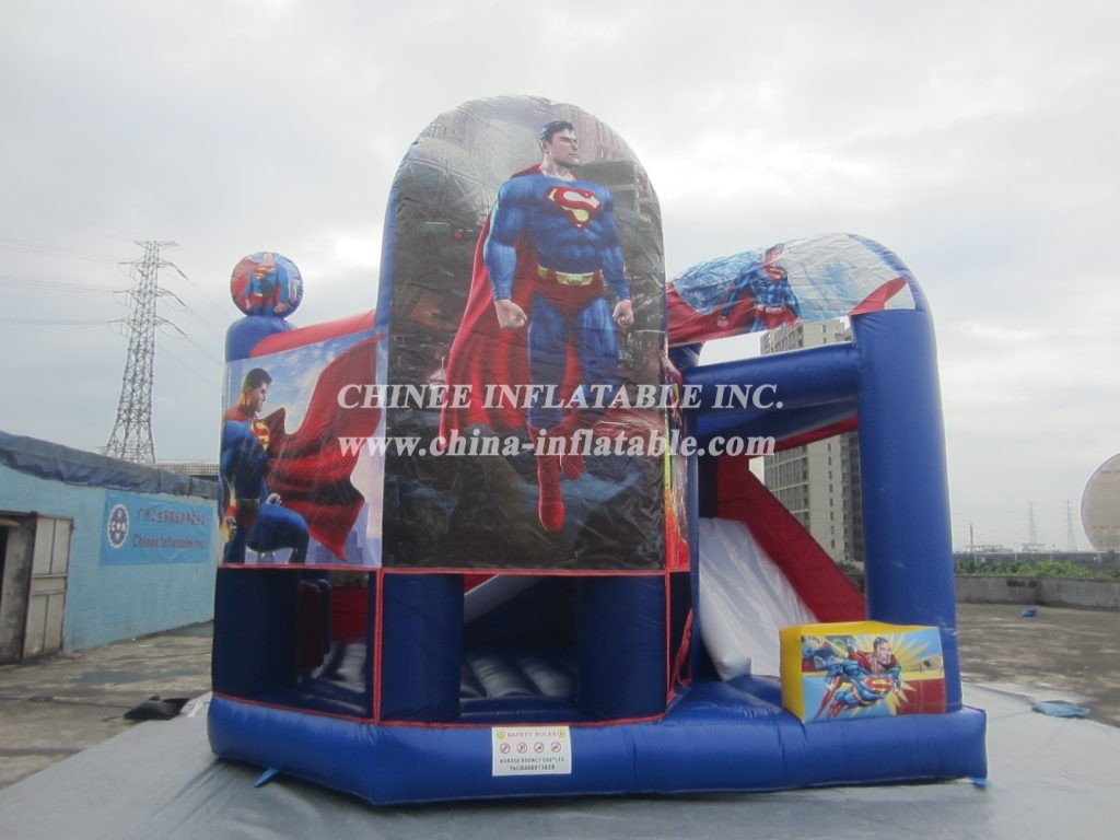 T2-499 inflatable bouncer